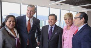 Alcaldes texanos