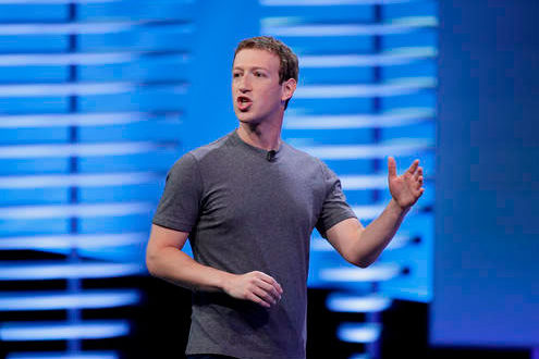 Mark Zuckerberg hackeo