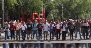 marcha CNTE a zocalo