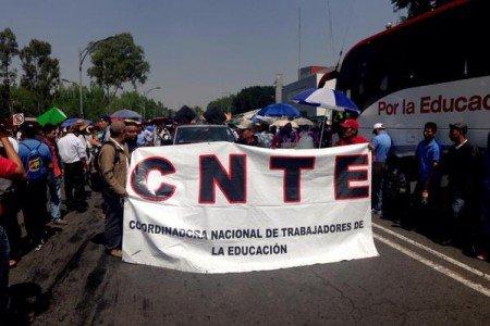 Protesta-CNTE