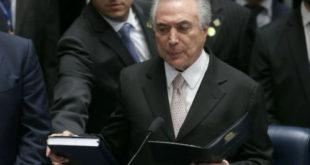 Michel Temer presidencia
