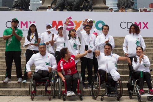 seleccionados paralímpicos