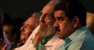 Maduro fidel