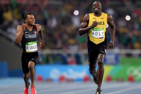 Usain Bolt 200m