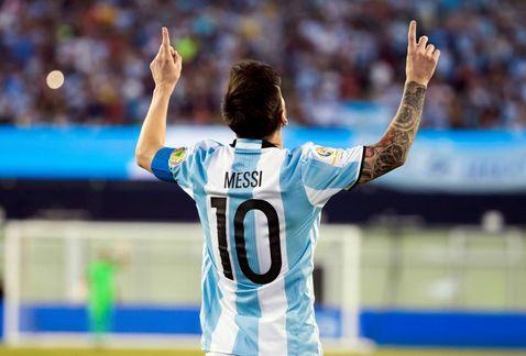 Messi-seleccion