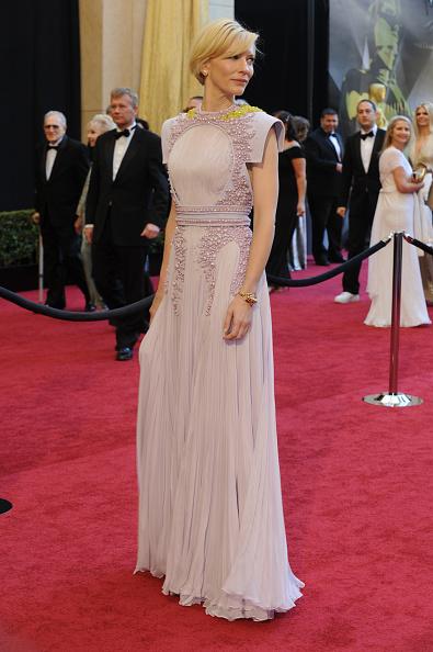 Cate Blanchett de Givenchy en 2011