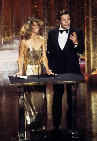 Farrah Fawcet de Stephen Burrows en 1978