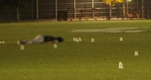 ataque campo futbol