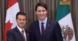 Peña y Trudeau