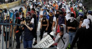 protestas-Maduro