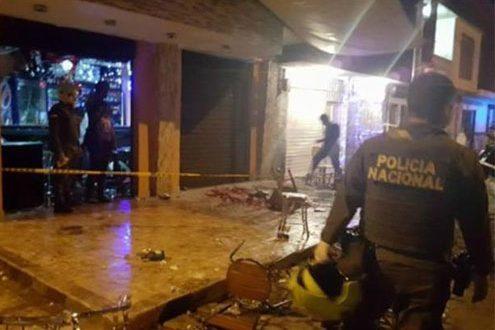atentado colombia