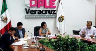 OPLE veracruz