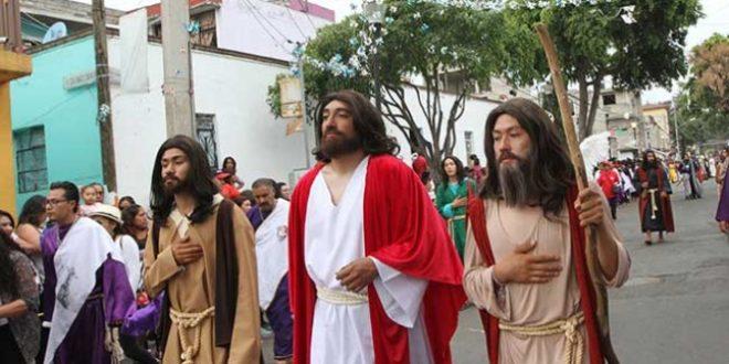 pasion de cristo 2017