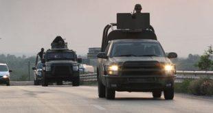 militares convoy