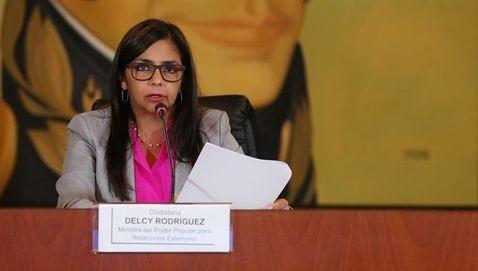 venezolana-Delcy-Rodriguez