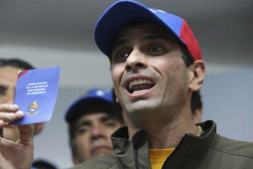 Capriles-inhabilitacion