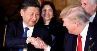 Trump y Jinping