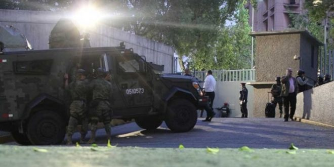 bloqueos Reynosa