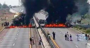 bloqueo Puebla-Orizaba