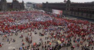 marcha palacio nacional