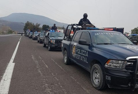 policía-zihuatanejo