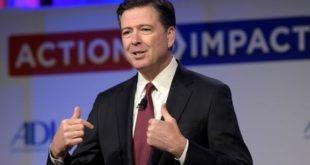 ex-director-FBI-James-Comey