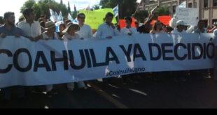 marcha-Coahuila