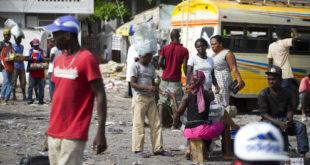 camión-haití