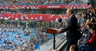 Russia Confed Cup Kickoff