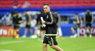 Soccer Confed Cup Mexico
