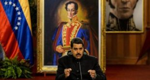 Maduro-vs-México