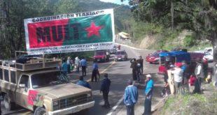 bloqueos-Oaxaca