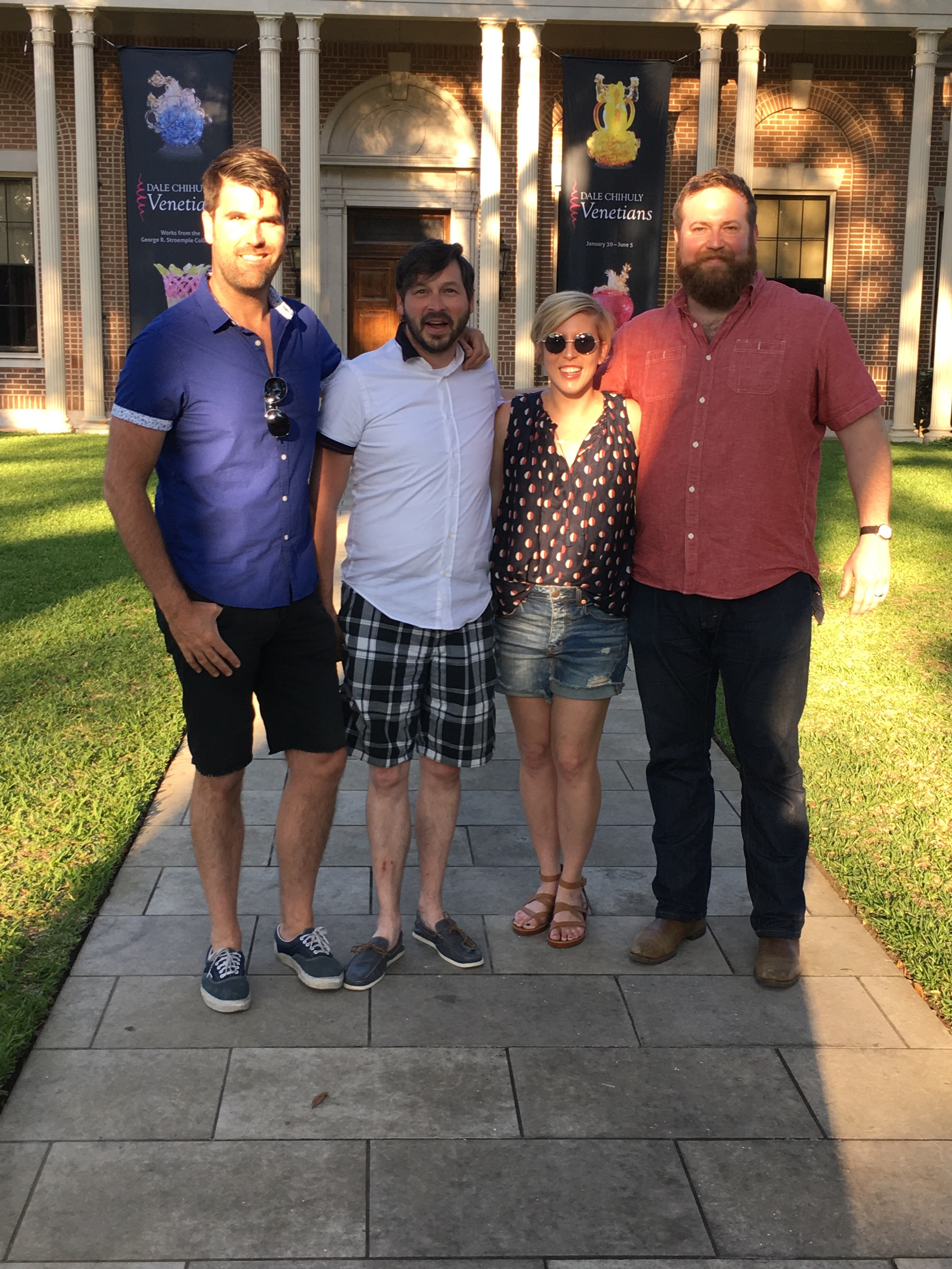 ... headed back to our house to meet up with Brian Patrick Flynn, our new  friend and fellow HGTV designer, who was passing through Laurel on his way  from ...