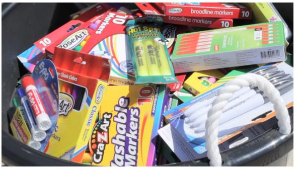School Supplies for Teachers!