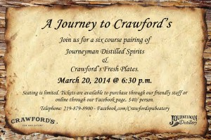 Crawfords Event
