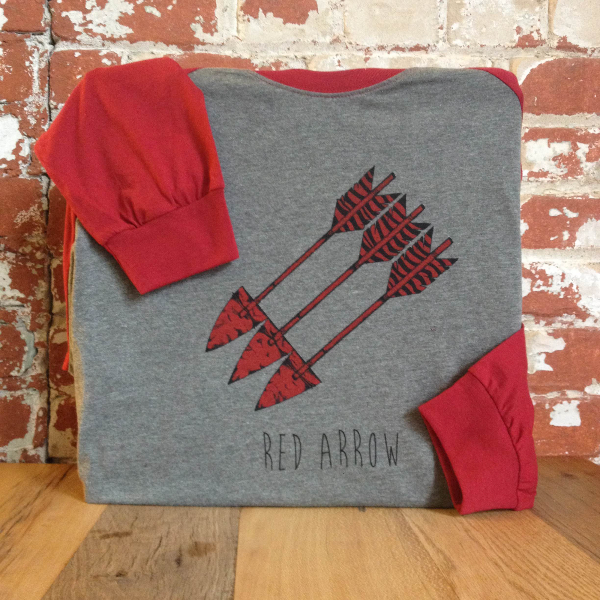 Journeyman Distillery Red Arrow Vodka Shirt