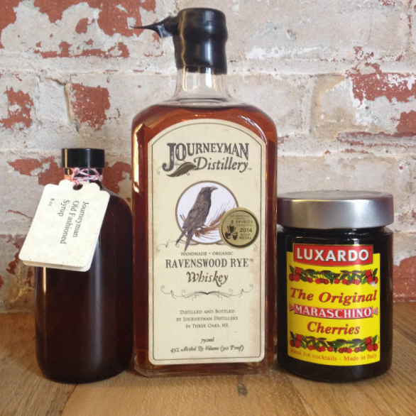 Journeyman Distillery Old Fashioned Kit