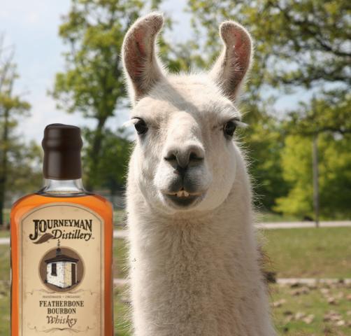 Llama Whiskey