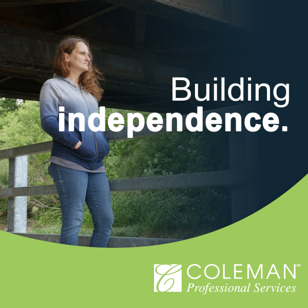 Coleman Services – Building Independence