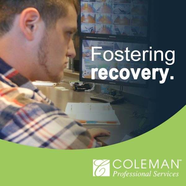 Coleman Services – Fostering Recovery