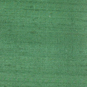 SILK DUPIONI SOLIDS - GREEN [BA100]