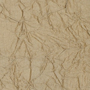 SILK DUPIONI CRINKLES - CAMEL [BEC817]