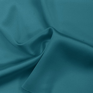 SILK CREPE BACK SATIN SOLIDS - COLONIAL BLUE [CBSP544]