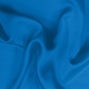 SILK CREPE BACK SATIN SOLIDS - DIRECTOIRE BLUE [CBSP547]