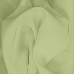 SILK CREPE DE CHINE SOLIDS - NILE [CDCP537]