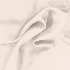 SILK CHIFFON SOLIDS - CREAM PINK [CSP511]