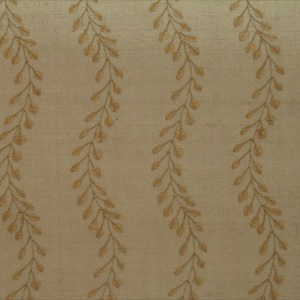 SILK DUPIONI EMBROIDERED-MED - SAGE HAZE [EMBM833]