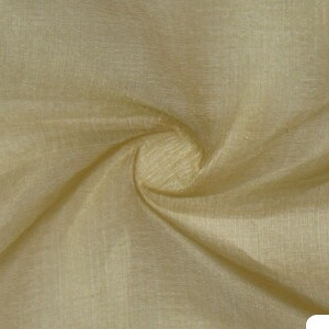 SILK ORGANZA SOLIDS - WHEAT HUSK  [OR429]