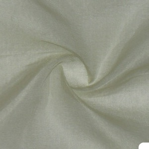 SILK ORGANZA SOLIDS - LT.GREEN  [OR431]