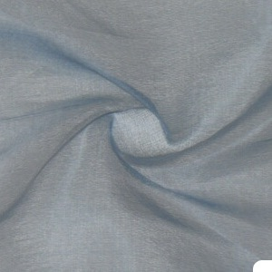 SILK ORGANZA SOLIDS - BLUE MIST [OR435]